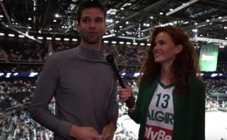 #TimeOutŽalgiris: S.Vene ir M.Kalniečio prisiminimai ir žalgiriečių triumfas (VIDEO)