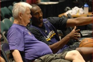 K.Bryantas: T.Winteris buvo krepšinio genijus visomis prasmėmis