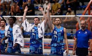 Dimša šaudė pro šalį, tačiau jo komanda neklumpa Italijos Supertaurėje