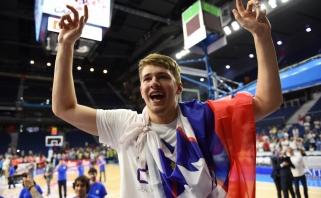 L.Dončičius: vunderkindas su Slovėnijos vėliava, kurio jau laukia NBA (straipsnis)