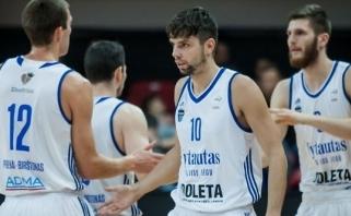 """Vytautas"" triumfavo BBL čempionate"