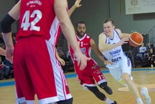"""""""Vytautas"""" panaikino didžiulį skirtumą ir pirmą pusfinalio mačą pralaimėjo nedaug"""