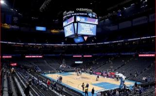 NBA dėl COVID-19 nukelti dar du mačai, lyga tarsis su profsąjunga ir klubų vadovais