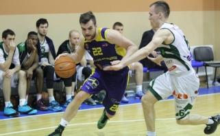 Geriausias NKL ketvirtfinalio etapo žaidėjas - J.Kazakauskas
