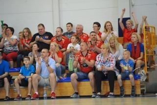 Per didelė jaunųjų krepšininkų tėvų meilė - ne visada padeda tobulėti