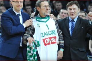 """Europarlamentaras L.Mažylis – apie bilietų deficitą bei """"Žalgirio"""" palaikymą"""