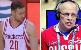 """V.Gomelskis nenustygsta: D-Mo siunčia į """"Clippers"""", M.Kuzminską - į CSKA"""