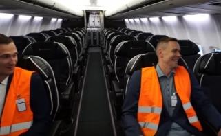 Žalgiriečiai skraidys verslo klase (papildyta, video komentarai)