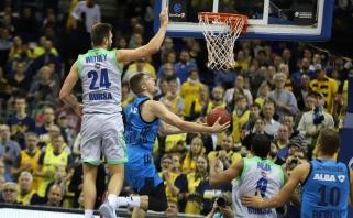 """R.Giedraitis žaidė solidžiai, o """"Alba"""" Europos taurę pradėjo saldžia pergale"""