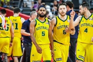 Teko paprakaituoti: australai nelengvai nugalėjo lietuvių daužytą Senegalą