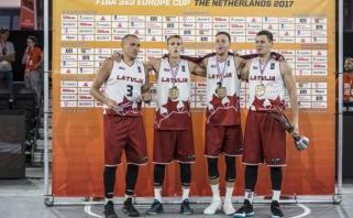 Latvių sėkmė 3×3 krepšinyje: kaimynai gali tapti sektinu pavyzdžiu ir Lietuvai