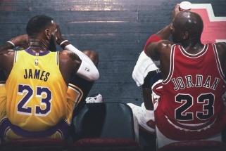 M.Jacksonas: Jordanas - geriausias žaidėjas, LeBronas turės geriausią karjerą istorijoje