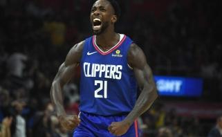 """P.Beverley: """"Clippers"""" - geriausia komanda, o aš - geriausias gynėjas """"1x1"""" lygoje"""