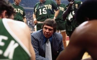 "Anapilin iškeliavo ""Celtics"" legenda"