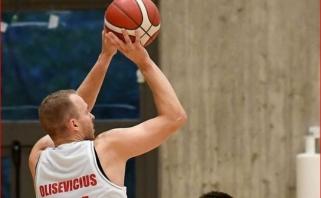 Olisevičius vedė savo komandą į pergalę ir tapo turnyro Italijoje MVP