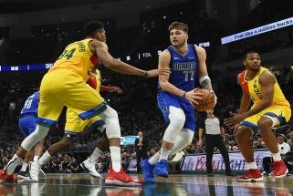NBA simboliniame penkete – du europiečiai