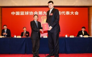Kinijos lygos prezidentas Y.Mingas: yra trys sezono užbaigimo scenarijai