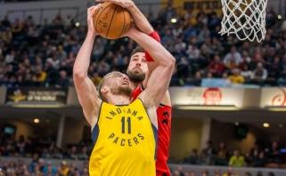 """NBA karnavalas prasideda: skirtingi """"lietuviškų"""" komandų lūkesčiai"""