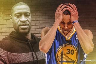 S.Curry taip pat pasipiktino juodaodžio nužudymu: tam policininkui jis nebuvo žmogus