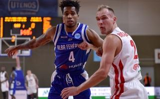 """""""Juventus"""" perrašė istoriją - žais FIBA Europos taurės ketvirtfinalyje"""