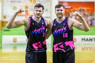 """NKL: žalgiriečiai nutraukė """"Gargždų"""" pergalių seriją, Lavrinovičiai vedė į pergalę"""
