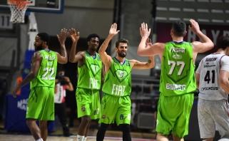 FIBA Čempionų lygą pasirinko dar vienas Turkijos klubas