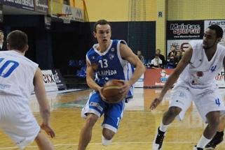 M.Stašys papildė Tauragės komandą