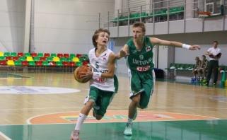 Paaiškėjo pagrindinės šio sezono moksleivių krepšinio žvaigždės
