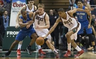 Buvęs žalgirietis N.Woltersas papasakojo apie savo patirtį NBA (interviu)