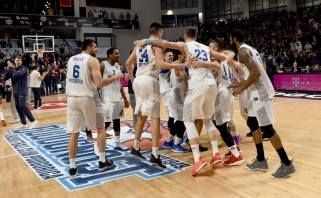 Sensacija: CSKA pirmą antausį Eurolygoje patyrė nuo autsaiderių (pergalingas metimas)