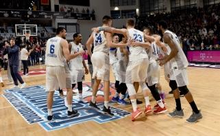 """Dar vieną staigmeną pateikę Juodkalnijos čempionai drėbė antausį """"Barcelonai"""""""