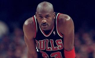 S.Smithas: kad Jordanas norėjo žaisti 98-99 metų sezone - absoliutus ir atviras melas