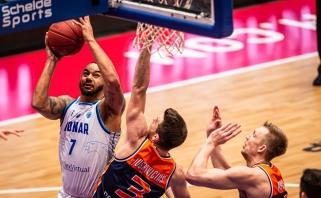 Lietuviai atvedė Maksvyčio auklėtinius į pergalę FIBA Europos taurės debiutiniame mače