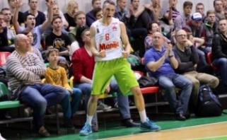 Jonavos klubas susigrąžino M.Bulanovą