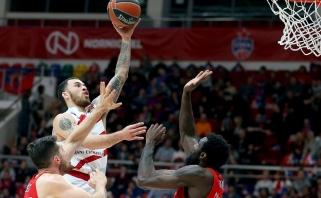 Oficialu: rezultatyviausias Eurolygos krepšininkas tapo CSKA žaidėju
