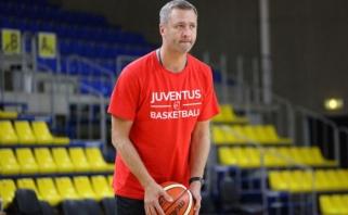 Trenerio poste apšilęs V.Ginevičius apie akistatas su draugais: išsitaškome per rungtynes
