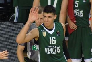 """""""Nevėžyje"""" žaidęs graikas oficialiai papildė NBA čempionų gretas"""