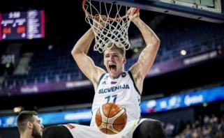 L.Dončičius pažadėjo žaisti olimpinėje atrankoje