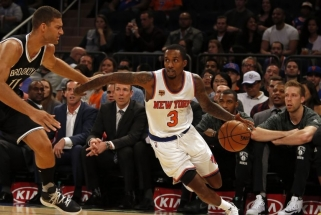"""""""Knicks"""" klubas įžaidėjui B.Jenningsui parodė duris"""