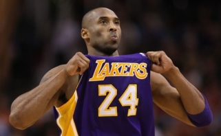 """K.Bryanto sugrįžimas paženklintas ir tragišku žaidimu ir """"Lakers"""" sutriuškinimu"""