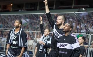 Latvijos čempionato finalo serijoje prireiks lemiamų rungtynių