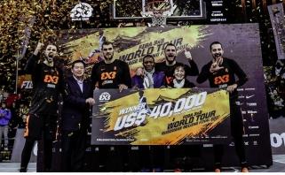 Pasaulio 3×3 čempionato laimėtojai išaiškėjo po fantastiško metimo