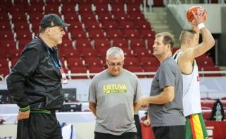 Lietuvos rinktinė turės naują trenerį