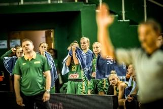 Čempionatas Kaune taip pat be medalių - lietuvės krito jau aštuntfinalyje