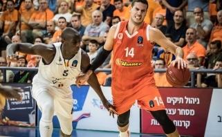 """""""Maccabi"""" gretas papildė finale prieš juos žaidęs puolėjas"""