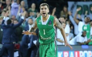 """""""Anadolu Efes"""" žūtbūt siekia prisivilioti Europos taurės MVP"""