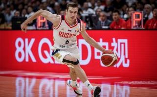 Rusijos rinktinės gynėjas G.Motovilovas greičiausiai taps M.Kalniečio bendraklubiu