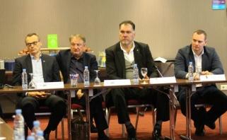 LKL ir LKF sieks išsaugoti jaunuosius talentus Lietuvoje