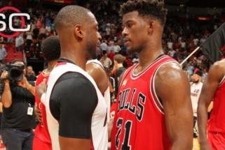"""""""Bulls"""" jaunimas nebegali pakęsti D.Wade'o"""