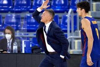 """Netikėtas Šaro slystelėjimas: triuškinta """"Barca"""" atsitiesė, bet pralaimėjimo neišvengė"""